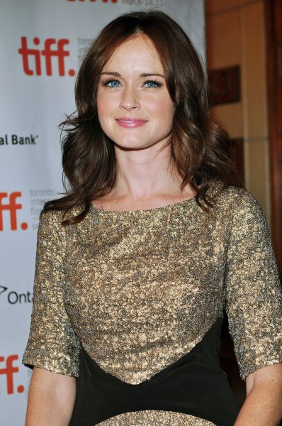 Alexis Bledel arrives for the world premiere of Violet & Daisy at the Elgin Theatre during the Toronto International Film Festival in Toronto, Canada, on September 15, 2011. In a behind-the-scenes featurette ahead of the release of Gilmore Girls: A Year in the Life on Netflix, Bledel said We never could've imagined that we'd get a chance to come back. File Photo by Christine Chew/UPI