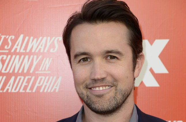 Rob McElhenney's Mythic Quest workplace comedy is getting a Quarantine special on Friday. File Photo by Phil McCarten/UPI