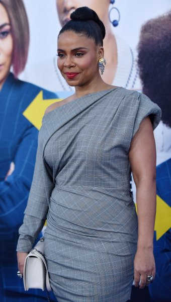 Sanaa Lathan attends the premiere of Little at the Regency Village Theatre in Los Angeles on April 8, 2019. The actor turns 50 on September 19. File Photo by Chris Chew/UPI