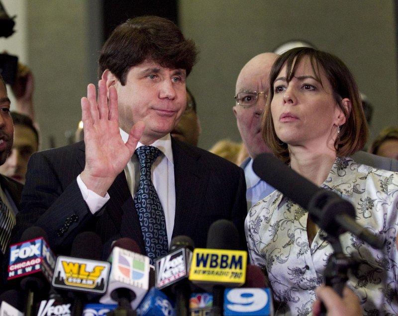 Blagojevich asks that retrial be canceled - UPI com