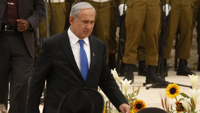 Israel's hawkish prime minister Binyamin Netanyahu has been pushing for pre-emptive strikes against Iran's nuclear facilities for some time.UPI/Lior Mizrahi/Pool
