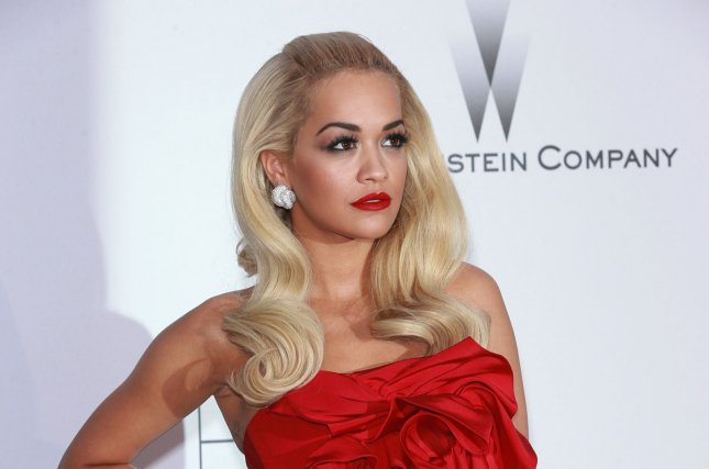 Rita Ora at the amfAR Cinema Against AIDS gala on May 21. The singer will release her second studio album in September. File Photo by David Silpa/UPI