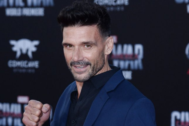 Frank Grillo stars in and executive producese No Man's Land. File Photo by Jim Ruymen/UPI