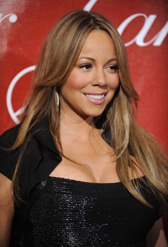 Mariah Carey attends the Palm Springs International Film Festival Awards Gala in Palm Springs, California on January 5, 2010. UPI/ Phil McCarten