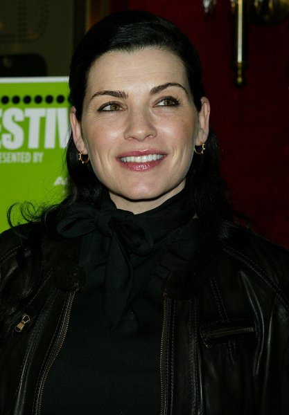 Julianna Margulies arrives at the Gen Art Film Festival Premiere of Diminished Capacity at the Ziegfeld Theater in New York on April 2, 2008. (UPI Photo/Laura Cavanaugh)