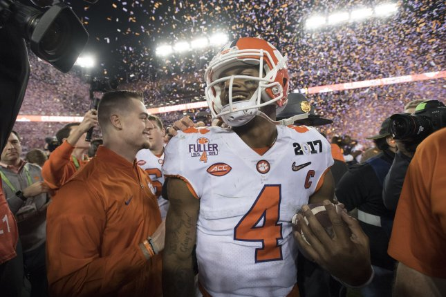 Deshaun Watson National Championship Game