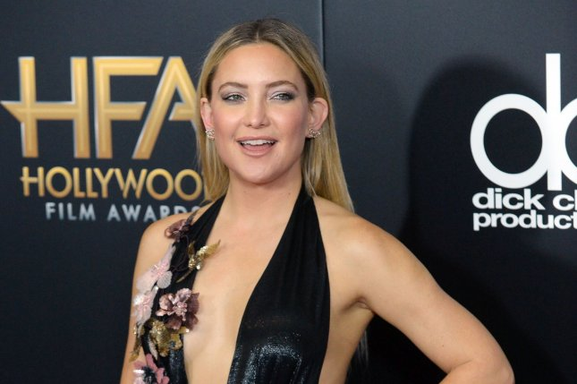 Kate Hudson attending the 20th annual Hollywood Film Awards on November 6. Hudson took part in James Corden's popular Late Late Show segment Tuesday, Toddlerography. File Photo by Jim Ruymen/UPI