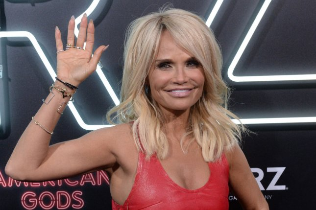 Kristin Chenoweth is set to lead an upcoming stage version of 1992 film Death Becomes Her. File Photo by Jim Ruymen/UPI