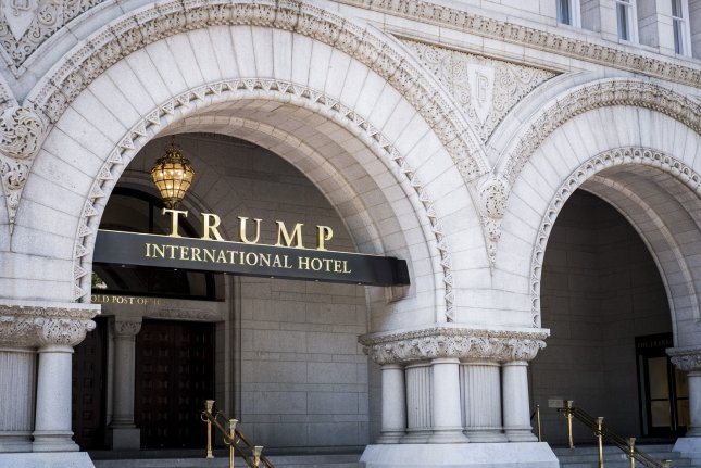 Judge says emoluments suit against Trump can proceed