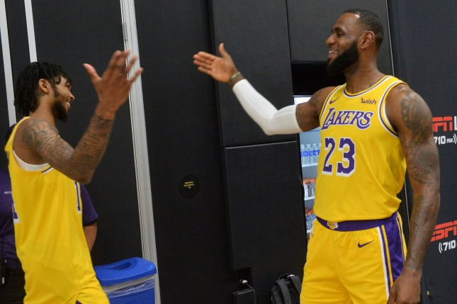online store 6b8ef 2d06c Lakers' LeBron James aiming to continue mastery over ...