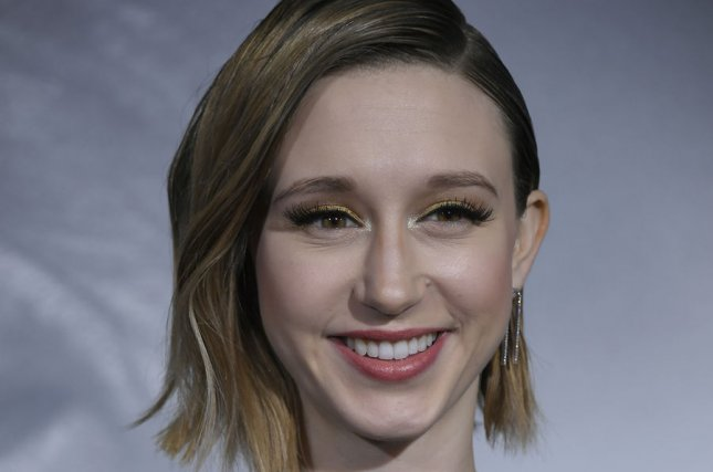 Actress Taissa Farmiga has signed up to star in an episode of The Twilight Zone. File Photo by John McCoy/UPI