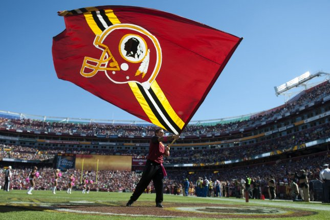 FedEx paid $205 million for naming rights to the Washington Redskins' stadium in 1998. The sponsorship deal with the franchise runs through 2025. File Photo by Kevin Dietsch/UPI