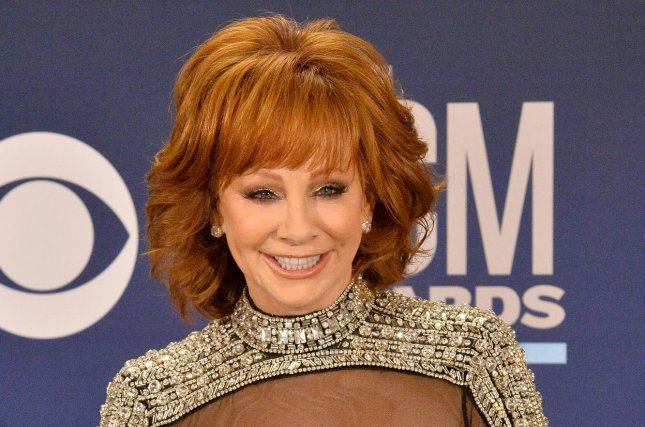 Reba McEntire attends the Academy of Country Music Awards in 2019. File Photo by Jim Ruymen/UPI