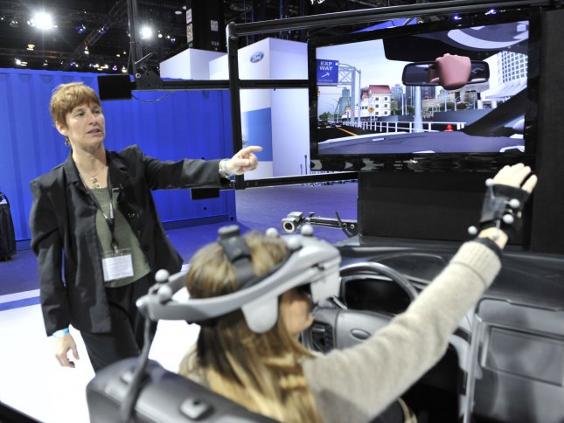 Auto Outlook: Toyota bullish on U.S. comeback