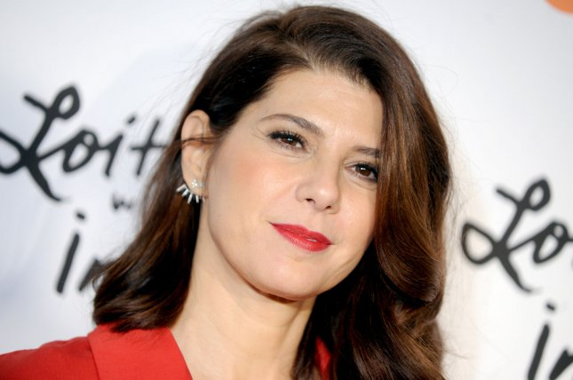 Marisa Tomei will star in 'Let It Snow.' Photo by Dennis Van Tine/UPI