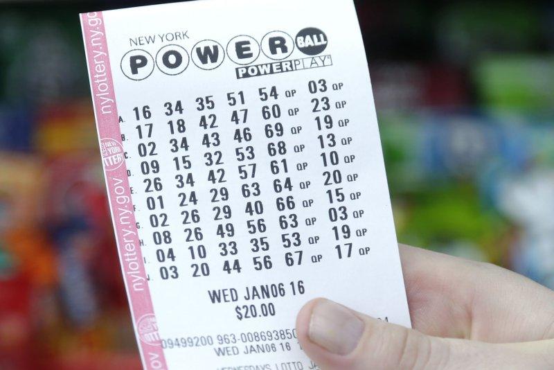 The latest Powerball pot is $348 million. File photo by John Angelillo/UPI