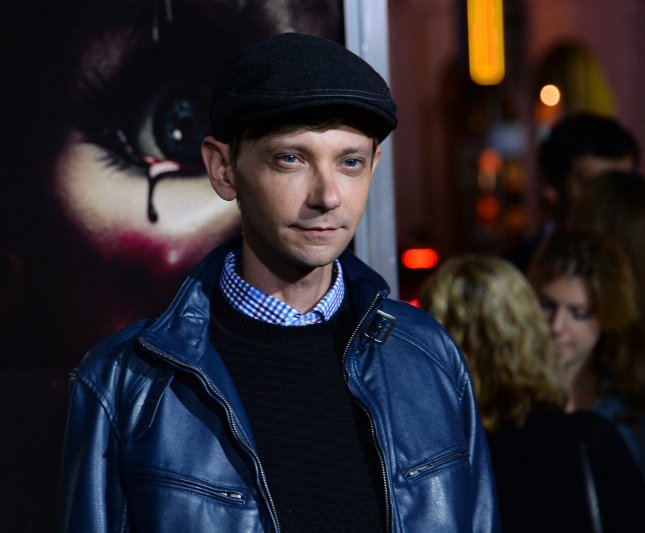 Actor DJ Qualls is to star in an episode of Shudder's Creepshow revival. File Photo by Jim Ruymen/UPI