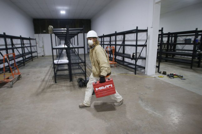 The rate of new unemployment filings has steadily decreased since the middle of last year, when economic hardship related to the COVID-19 pandemic put tens of millions of U.S. workers out of a job.File Photo by Bill Greenblatt/UPI