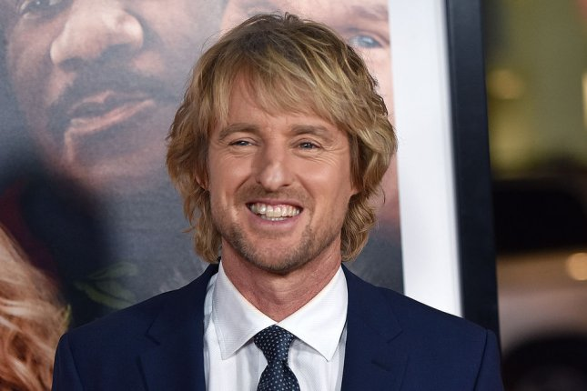 Owen Wilson said Tom Hiddleston helped him learn about Loki and the Marvel Cinematic Universe on Jimmy Kimmel Live. File Photo by Christine Chew/UPI