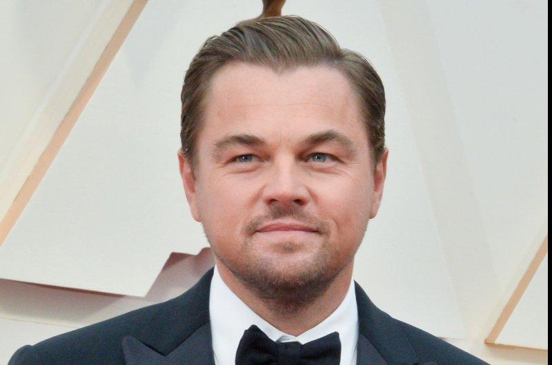 Leonardo DiCaprio stars in the new sci-fi dark comedy film Don't Look Up. File Photo by Jim Ruymen/UPI