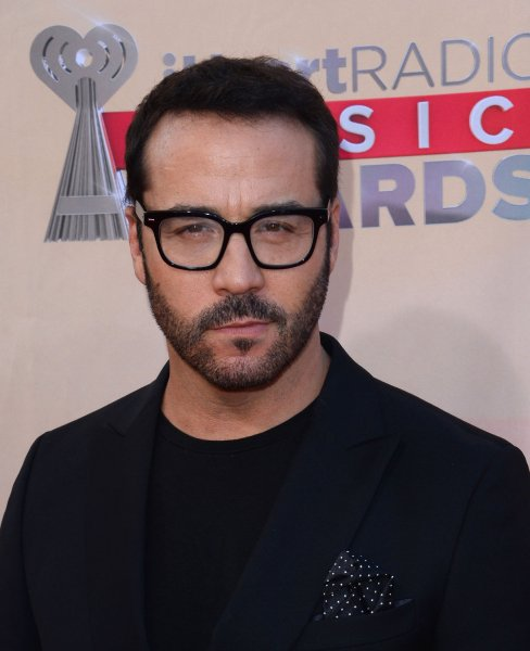 Actor Jeremy Piven will do press as his 'Entourage' character Ari Gold to promote his new book and upcoming movie. Photo by Jim Ruymen/UPI