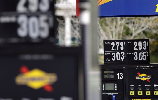 Kansas gas prices up 5 cents this week