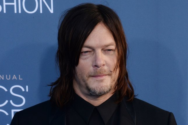 Actor Norman Reedus attends the 22nd annual Critics' Choice Awards in Santa Monica on December 11, 2016. AMC has renewed Ride with Norman Reedus for a third season. File Photo by Jim Ruymen/UPI