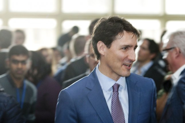 A decision by Canada's Prime Minister Justin Trudeau to get the Trans Mountain oil pipeline expansion project built settles provincial disputes, analysts say. Photo by Heinz Ruckemann/UPI