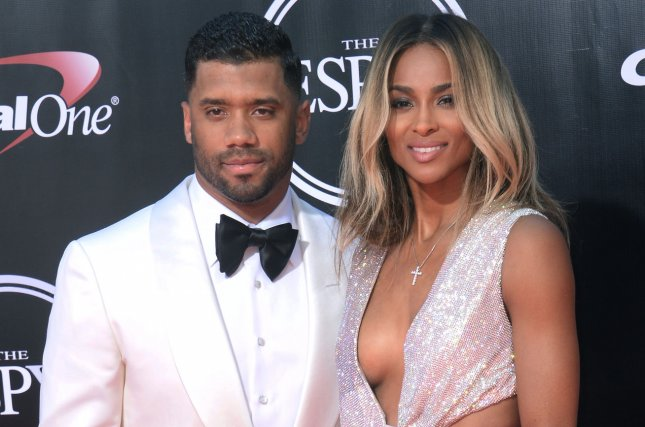 ciara and russell wilson in my feelings challenge