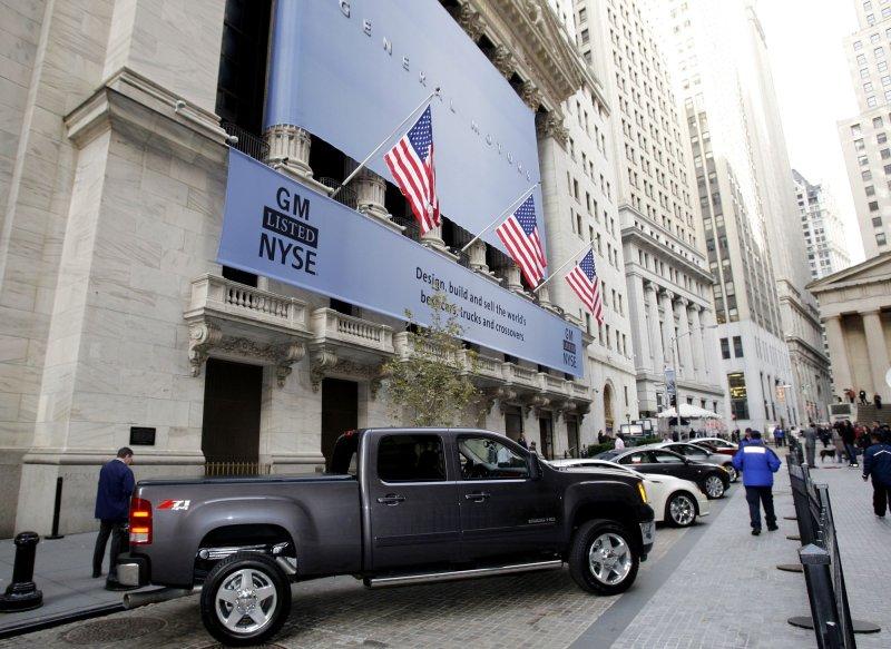GM riding high on variety of positive factors - UPI.com