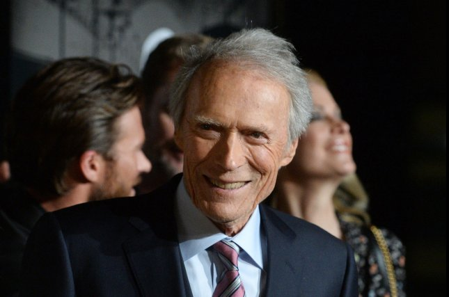 Clint Eastwood attends the premiere of The 15:17 to Paris on February 5 at Warner Bros. Studios in Burbank, Calif. The filmmaker turns 88 on May 31. File Photo by Jim Ruymen/UPI