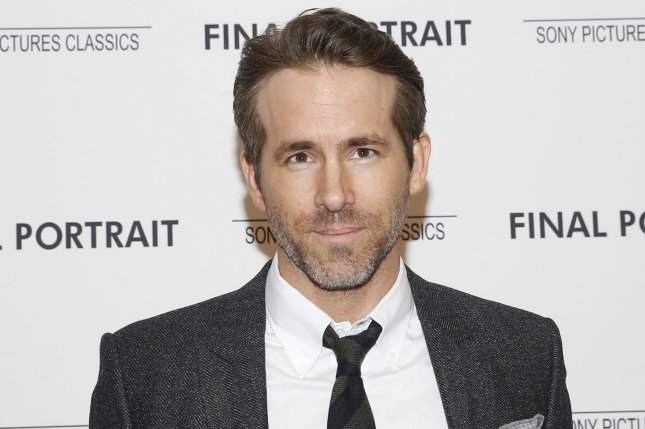 Ryan Reynolds voices Pikachu in the latest trailer for Detective Pikachu. File Photo by John Angelillo/UPI