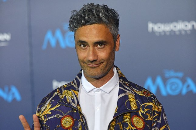 Taika Waititi plays Adolf Hitler, the imaginary friend of a young boy who joins the Hilter Youth army during World War II. File Photo by Christine Chew/UPI