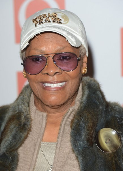American singer Dionne Warwick attends the Q Awards at Grosvenor House in London on October 22, 2012. UPI/Rune Hellestad