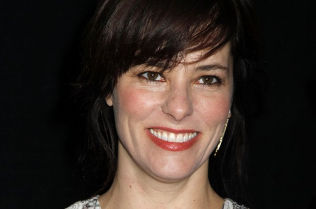 Parker Posey arrives for the We Bought a Zoo premiere at the Ziegfeld Theatre in New York on December 12, 2011. UPI /Laura Cavanaugh
