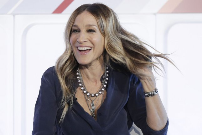 Sarah Jessica Parker at the Forbes Women's Summit on May 12. The actress plays Carrie Bradshaw in Sex and the City. File Photo by John Angelillo/UPI