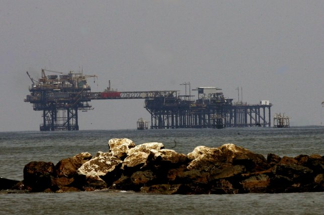 The Trump administration is expected to take executive action that could open more offshore areas up to oil and gas drilling, including waters placed off limits by his predecessor. File photo by A.J. Sisco/UPI