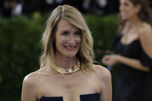 Laura Dern attends the Costume Institute Benefit at the Metropolitan Museum of Art on Monday. The actress will have a role in Star Wars: The Last Jedi. File Photo by John Angelillo/UPI