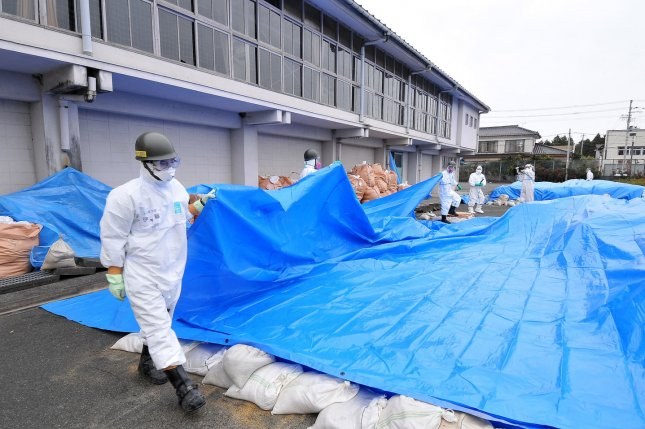 Japanese and South Korean diplomats are changing their approach to the wastewater disposal plan in Fukushima, according to South Korean press reports. File Photo by Keizo Mori/UPI