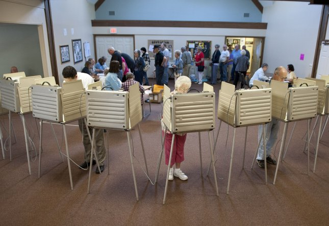 Since the 2011 legislative session, two state judges in Wisconsin ruled that state's voter ID law unconstitutional. Wisconsin voters most recently exercised their will in last Tuesday's recall election, which saw Gov. Scott Walker retain his office -- the first U.S. governor facing recall to beat the odds. UPI/Brian Kersey