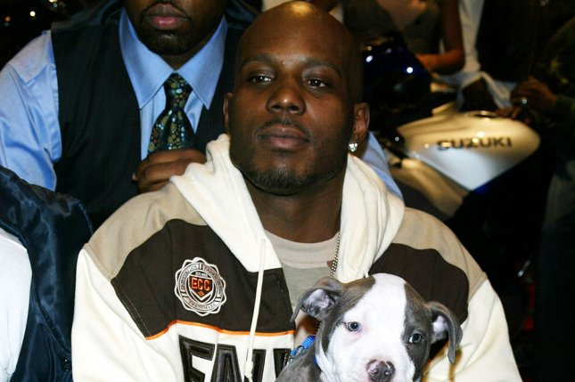 DMX, seen here in 2006, was found unconscious with no pulse in a New York parking lot, where he was revived by police and taken to a hospital, according to reports. File Photo by Laura Cavanaugh/UPI