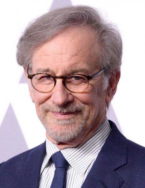 Director Steven Spielberg watched his Oscar-winning film Schindler's List with an audience Thursday night for the first time in 25 years. File Photo by Jim Ruymen/UPI
