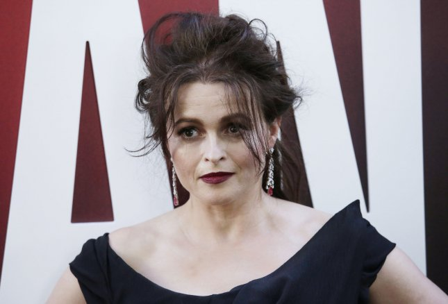 Helena Bonham Carter is set to star in romantic comedy Not Bloody Likely along with Pierce Brosnan. File Photo by John Angelillo/UPI