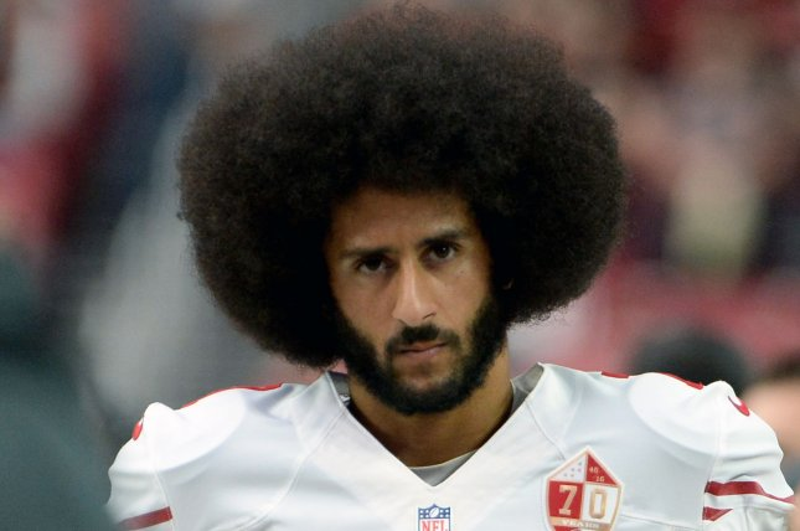 Former San Francisco 49ers quarterback Colin Kaepernick. File photo by Art Foxall/UPI