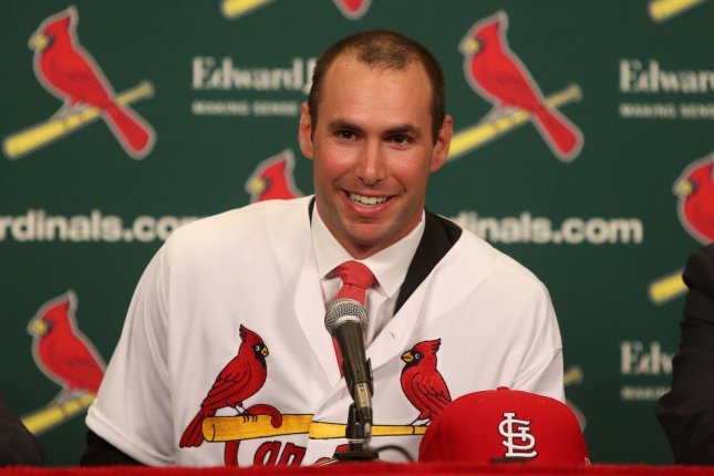 check out ad619 efe13 Cardinals nearing $130M extension with Paul Goldschmidt ...