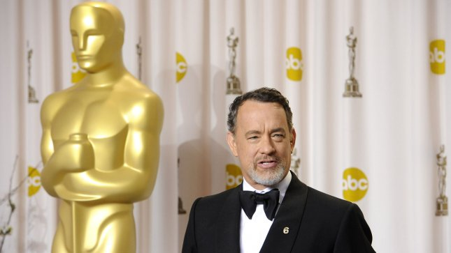 Tom Hanks will star in Cloud Atlas, due in theaters October 26. UPI/Phil McCarten
