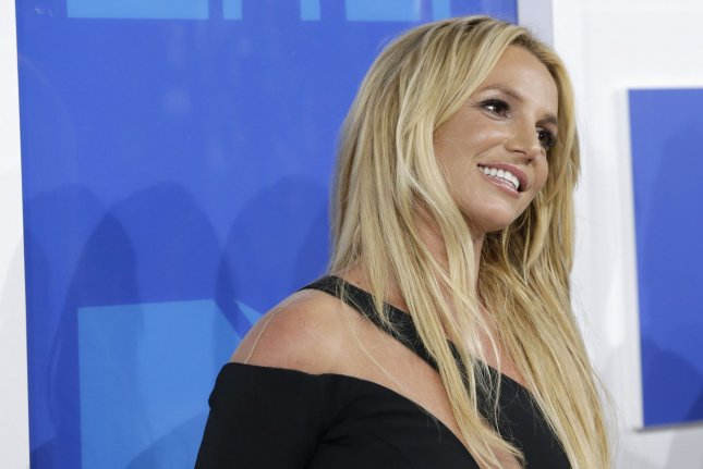 Britney Spears attends the MTV Video Music Awards last year. The singer shared posts this week from her getaway with mom Lynne and sons Preston and Jayden. File Photo by John Angelillo/UPI