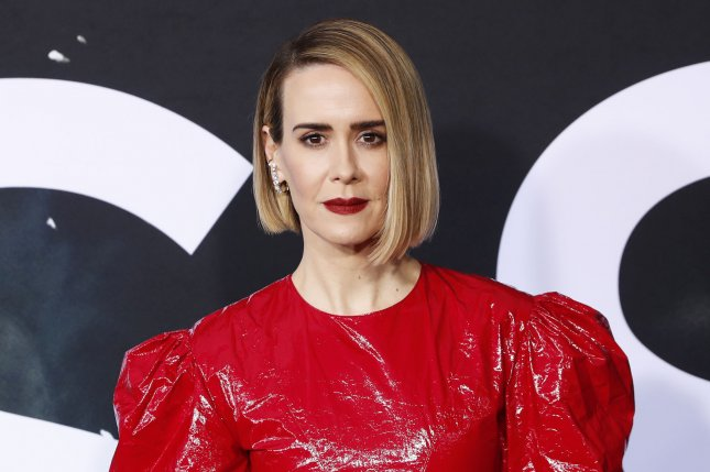 Sarah Paulson discussed the possibility of an Ocean's 8 sequel in a new interview. File Photo by John Angelillo/UPI