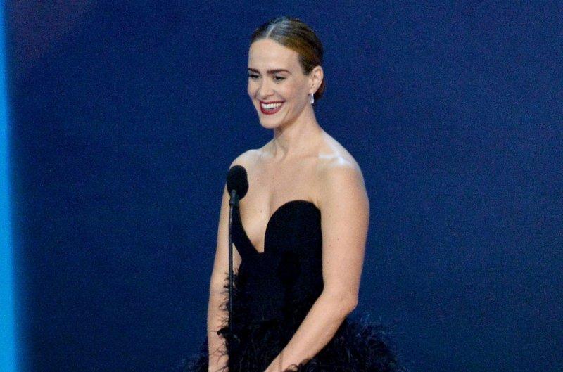 Sarah Paulson says 'Ocean's 9' would be 'so much fun' - UPI com