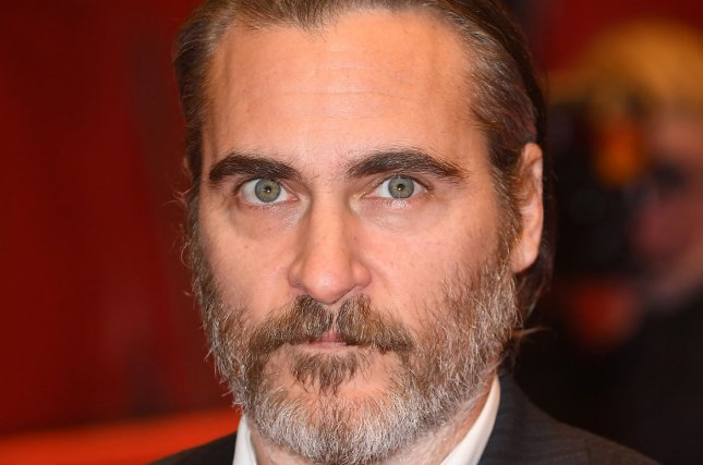 Actor Joaquin Phoenix's Joker won the top prize at the Venice Film Festival on Saturday. File Photo by Paul Treadway/UPI